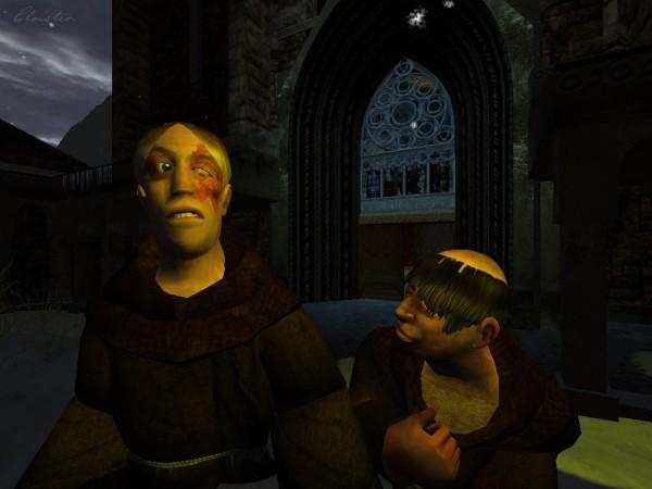 Ignatius and Drogo